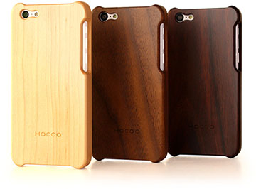 Hacoa Wooden case for iPhone 5c
