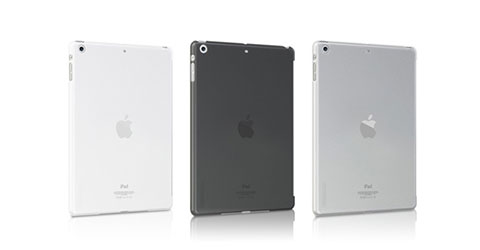 TUNEWEAR eggshell for iPad Air fits Smart Cover