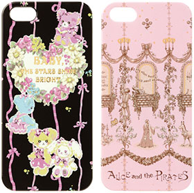 BABY,THE STARS SHINE BRIGHT×Princeton iPhone 5s/5ケース
