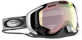 OAKLEY AIRWAVE 1.5 スノーゴーグル (Hyperdrive / VR50 pink Iridium)