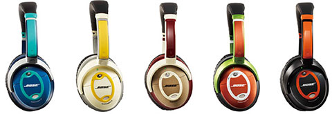 QuietComfort 15 headphones – Special Edition