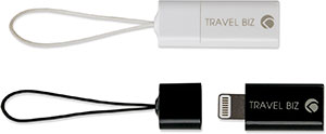Deff TRAVEL BIZ Lightning – Micro USB Adapter