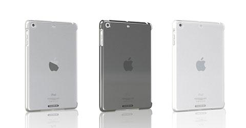 TUNEWEAR eggshell for iPad mini (Retina/第1世代) fits Smart Cover