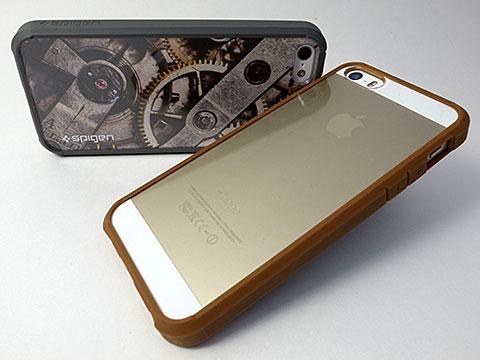 SPIGEN SGP iPhone 5/5sケース ウルトラ・ハイブリッド