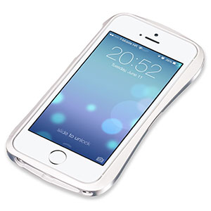 CLEAVE ALUMINUM BUMPER for iPhone 5/5s Limited Edition Luxury White
