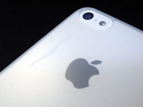 TUNEWEAR eggshell for iPhone 5c