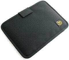 バンナイズ iPad Air用薄型キャリングケース/横型