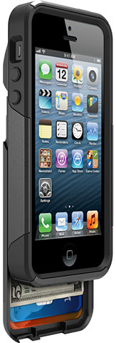 OtterBox Commuter Wallet for iPhone 5s/5