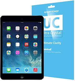 SPIGEN SGP iPad Air 保護フィルム シュタインハイル UC ウルトラ・クリスタル[クリアタイプ]