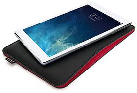 国立商店 職人が作るオイルドレザースリーブ for iPad Air/mini