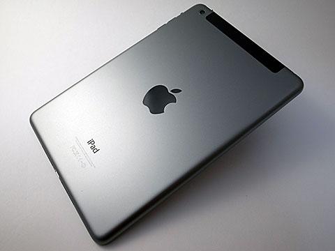 iPad mini Retinaディスプレイモデル Wi-Fi + Cellular版 スペースグレイ