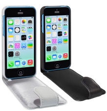SeeJacketR Leather Flip iPhone 5c