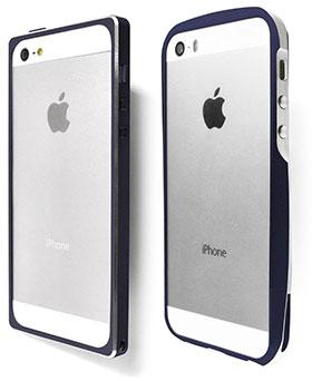GRAMAS iPhone 5/5s アルミバンパー MB513/MB523