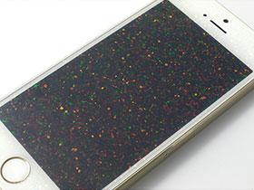 パワーサポート 京都オパールフィルム for iPhone 5s/5c/5