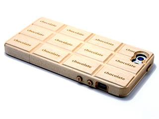 iPhone5/5s共用 ホワイトチョコホ~Wood~