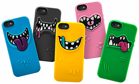 SwitchEasy MONSTERS for iPhone 5s/5 2013
