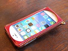 Diral iPhone 5/5s/5cレザーケース