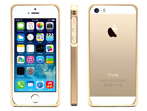 Alloy X for iPhone 5/5S Champagne Gold