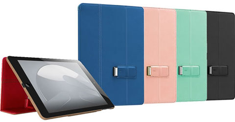 SwitchEasy Pelle for iPad Air