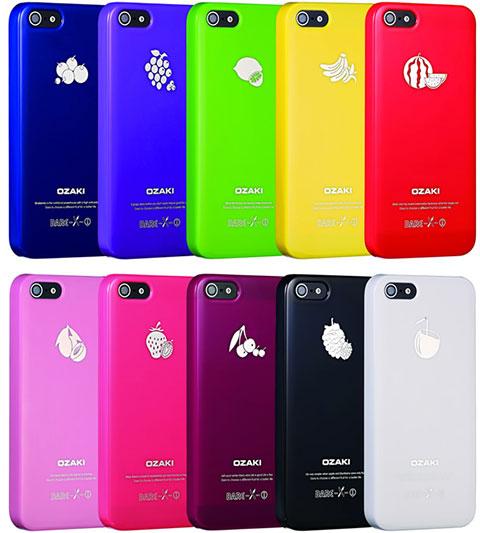 OZAKI O!coat Fruit for iPhone 5s/5