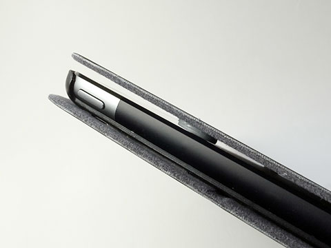 Spigen iPad mini Retinaケース スリムブック