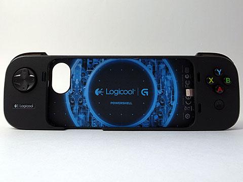 ロジクールG550 パワーシェル コントローラ+バッテリー
