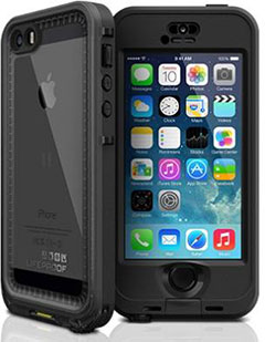 LifeProof nuud for iPhone 5s