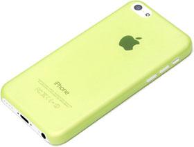 iPhone 5c用 スーパースリムケースシリーズ