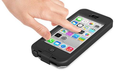 LIFEPROOF nuud for iPhone 5c