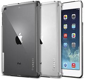 Spigen iPad mini Retina case Ultra Thin Air Crystal Clear