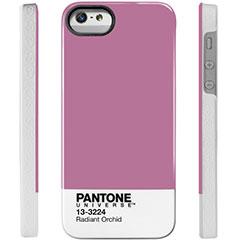 Case Scenario PANTONE UNIVERSE for iPhone 5s/5 Radiant Orchid