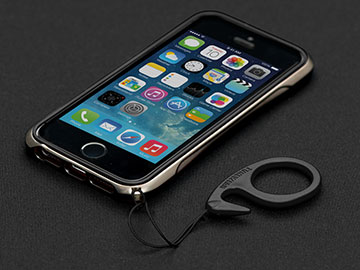 TUNEWEAR FRAME x FRAME SHOCKMOUNT for iPhone 5s/5