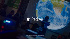 iPad Air - TV Ad - Light Verse