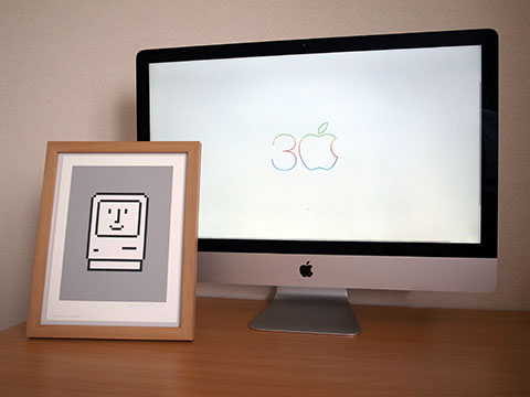 Happy MacとiMac