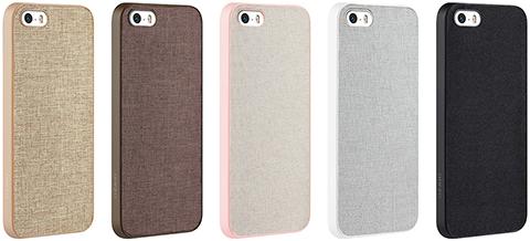 OZAKI O!coat Canvas Slim Light for iPhone 5s/5