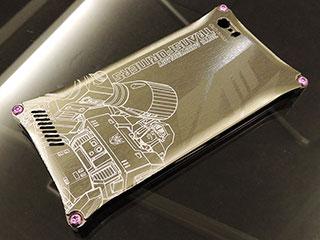 TRANSFORMERS × ギルドデザイン iPhone 5 / 5sケース