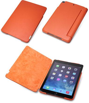 Piel Frama FramaGrip レザーケース for iPad Air