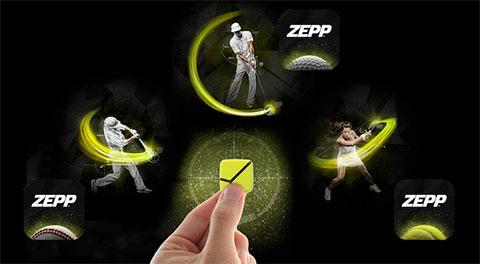 Zepp スイングセンサー