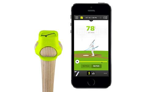 Zepp Baseball スイングセンサー