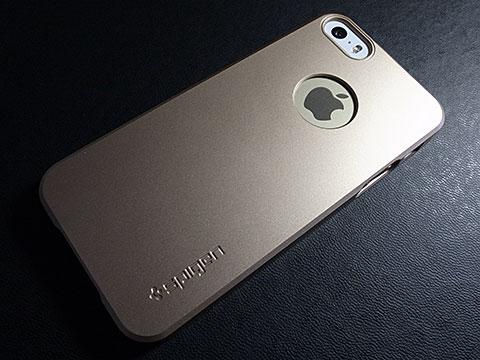 Spigen iPhone 5s/5ケース ウルトラ フィット A