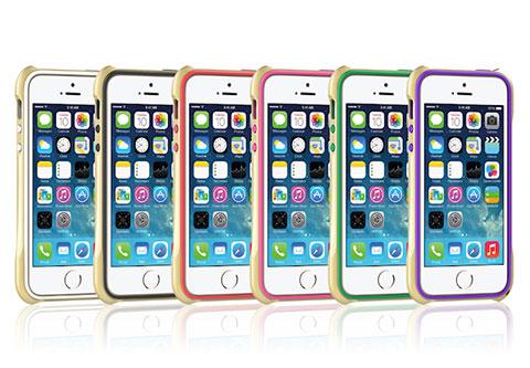 TUNEWEAR FRAME x FRAME SHOCKMOUNT for iPhone 5s/5(24金メッキ限定版)