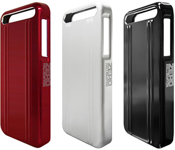 ZERO HALLIBURTON for iPhone 5s/5 レッド