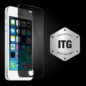 Colorant ITG PRO Privacy - Impossible Tempered Glass for iPhone 5/5S/5C