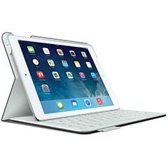 ロジクール FabricSkin Keyboard Foliofor iPad Air