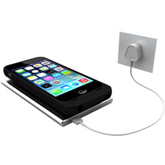 uNu Aero Wireless Charging Battery Case for iPhone 5s/5