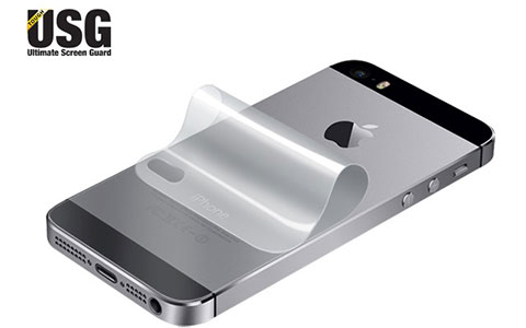 Colorant USG Tough Shield Rear for iPhone 5/5S