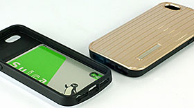 KIKI CARRIER IC CASE for iPhone 5s/5