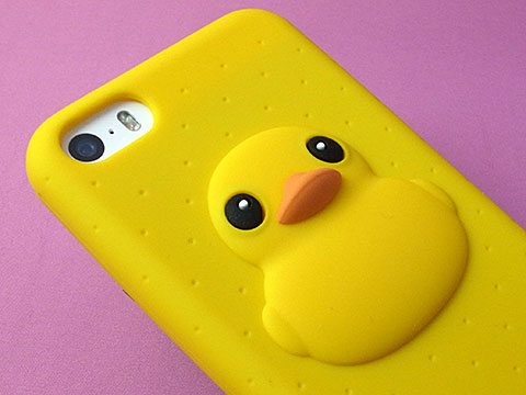 Bone Collection Phone Duck 5C