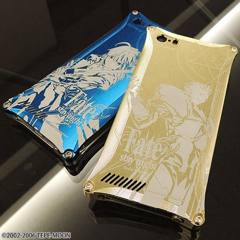 『Fate/stay night』×『GILD design』iPhone 5/5sケース