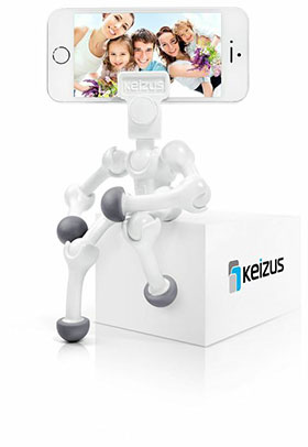 Keizus Quadropod+Clamp